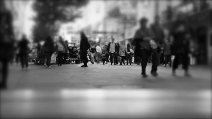 O zi oarecare, un oraș oarecare