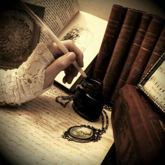 Viaţa legată cu aţă - Scrisori